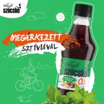 Tikkadt szöcske - A kóla magyarul 0,5 l (0% cukor - Sztíviával)