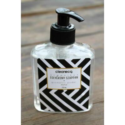 Cleaneco organikus folyékony szappan (250ml) gyümölcspúder illattal