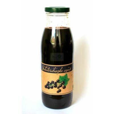 Feketeáfonya szörp 0,5 l