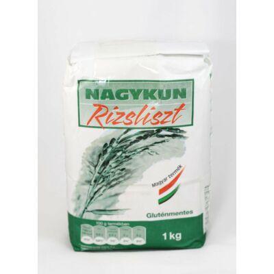 Nagykun rizsliszt magyar rizsből! 1 kg (minőség lejárati ideje: 10.03)
