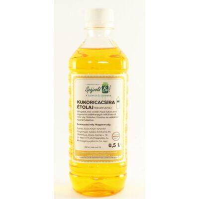 Spájzold Be! Hidegen sajtolt kukoricacsíra olaj 0,5 l