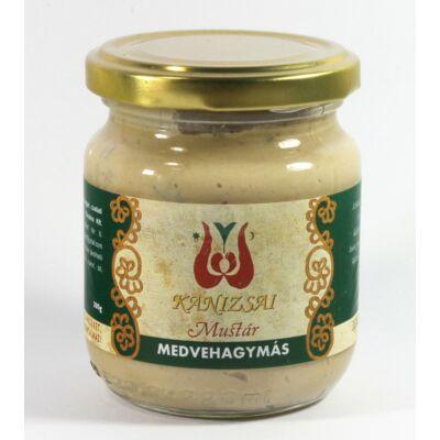 Kanizsai medvehagymás mustár 200 g