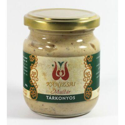 Kanizsai fokhagymás mustár 200 g