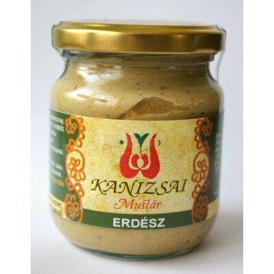 Kanizsai erdész mustár 200 g