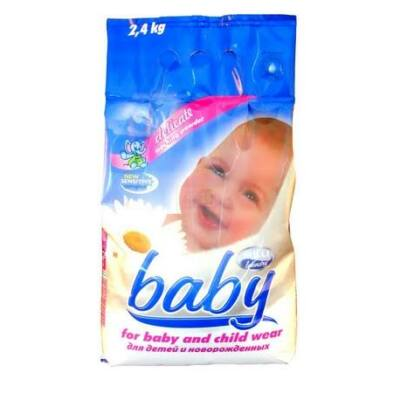 Milli Baby foszfátmentes mosópor 2,4 kg