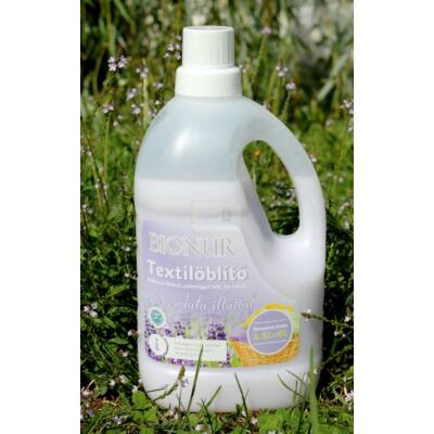 Bionur textilöblítő  koncentrátum  LEVENDULA illattal 1,5 l